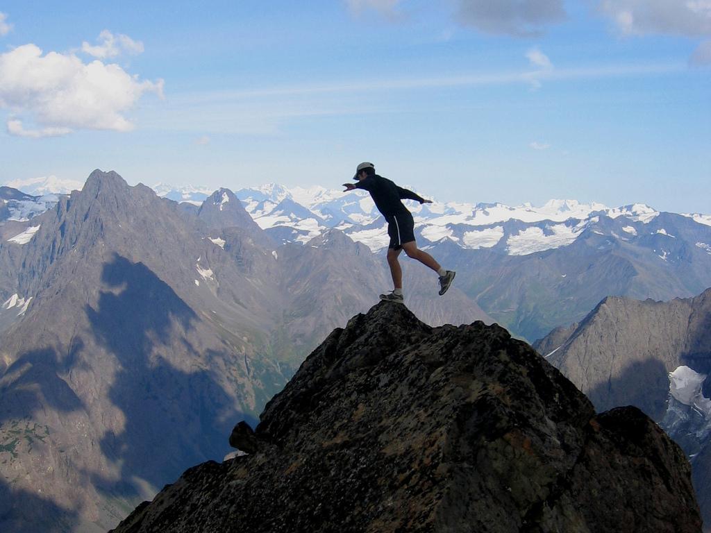 zoek balans tussen activiteiten
