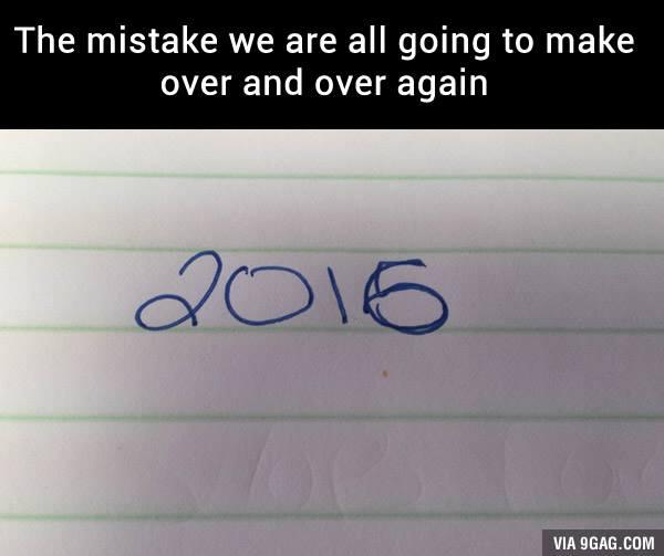 Vervang 2015 door 2016