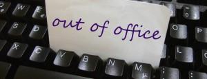 Vakantiedagen opnemen van het werk?