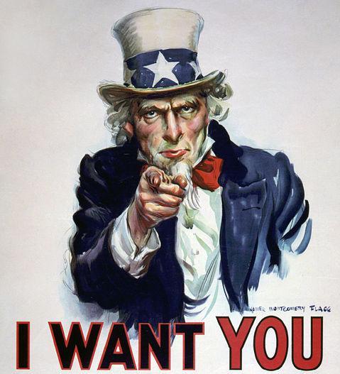 Recruiters zijn op zoek naar jou!
