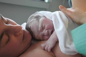 Een bevalling is een voorbeeld van camaliteiten verlof