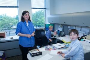 Uw kantoor is geen kinderopvang