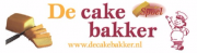 De Cake Bakker logo