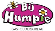 Logo Gastouderbureau bij Humpie