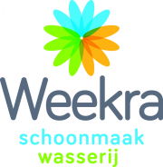 Logo Weekra schoonmaak en wasserij