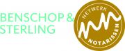 Benschop & Sterling Netwerk Notarissen logo
