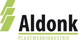 Aldonk Plaatwerkindustrie logo