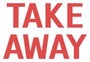 TakeAway Middelharnis logo