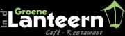 In d' groene Lanteern logo