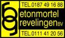 Betonmortel Grevelingen logo