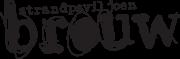 Strandpaviljoen Brouw logo