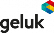 Geluk Groep logo