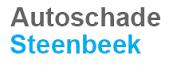 Autoschade Steenbeek logo